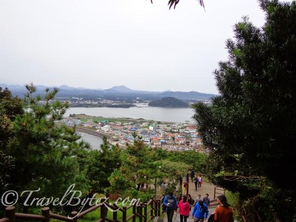Seongsan Ilchulbong/Sunrise Peak 성산일출봉