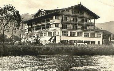 Hotel di Bad Wiessee tempat Ernst Roehm cs ditangkap