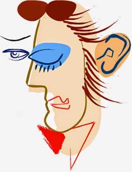 Jugando a ser Picasso