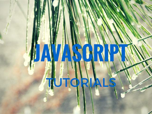 Javascript Tutorials PDF and eBooks