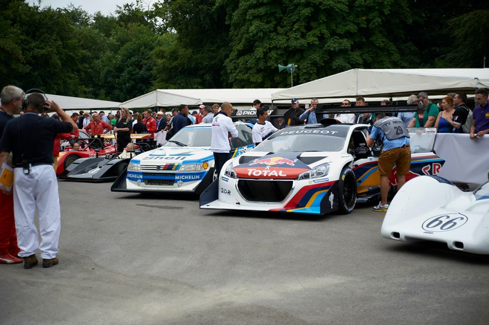 aszbrunei peugeot 39 s 208 t16 wins in goodwood 39 s hill climb. Black Bedroom Furniture Sets. Home Design Ideas