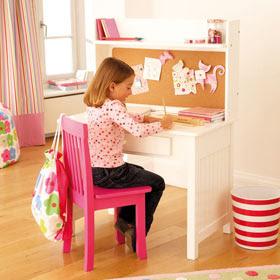 Kids study room furniture designs.