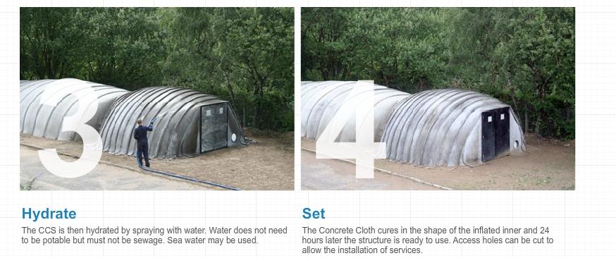 Tags concrete Concrete Canvas Shelter shelter design ? & Concrete Canvas Shelter + how to use it here: