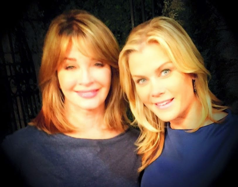 Days Of Our Lives On Alison Sweeney And | alison sweeney
