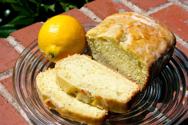 Lemon-Glazed Zucchini Bread