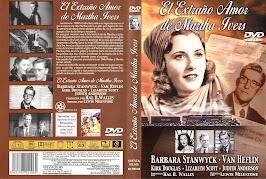 El extraño amor de Martha Ivers (1946) - Carátula