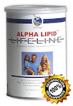 ALPHA LIPID LIFELINE/450GM