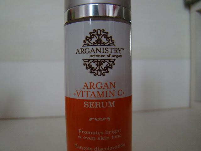 Arganistry Serum Argan Vitamina C