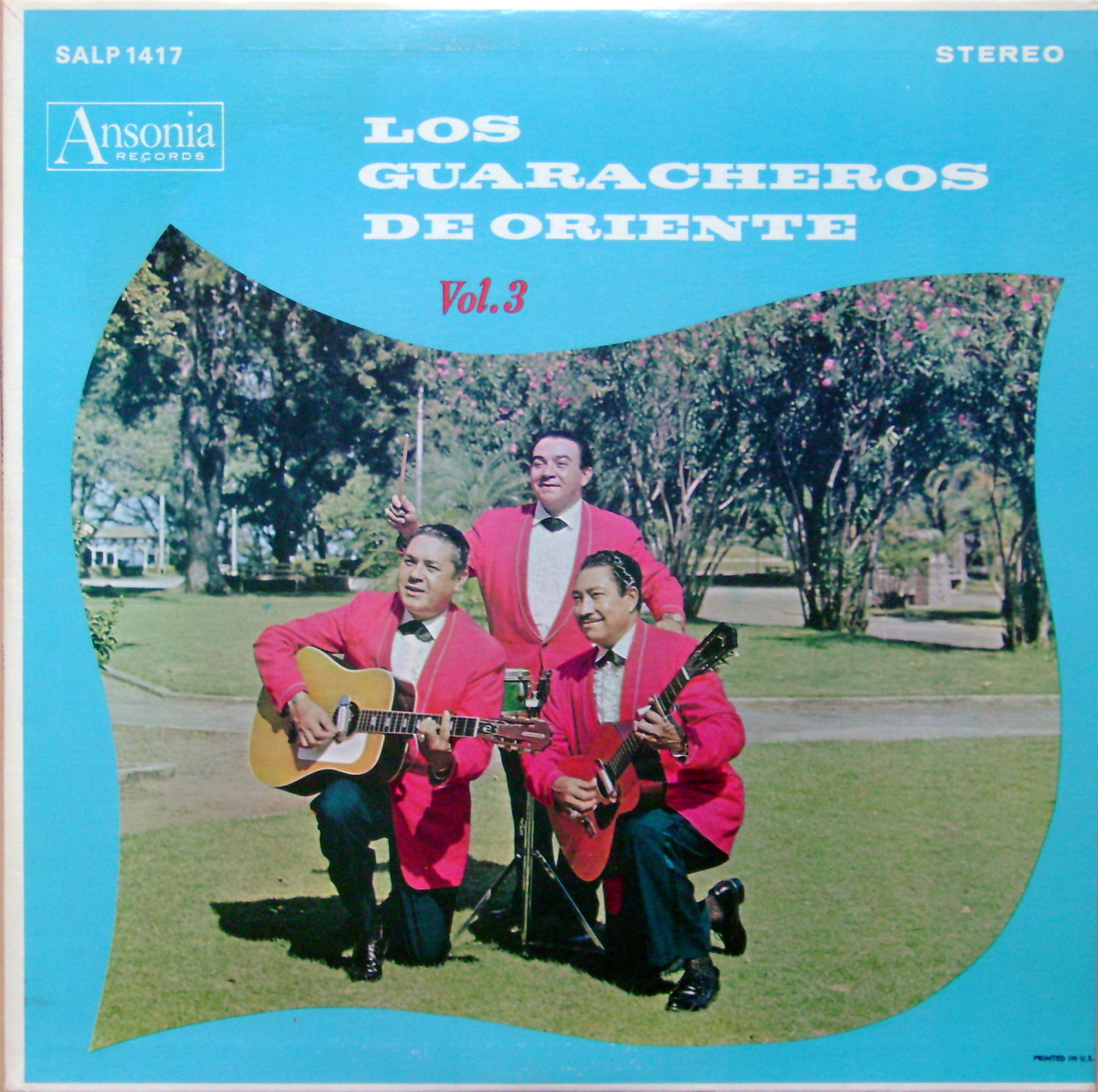 Los Guaracheros De Oriente Que Trio