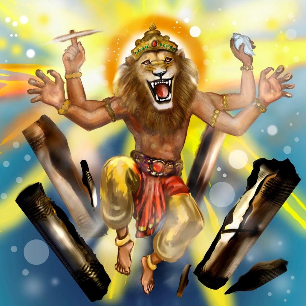 GOD AND GODESS: DASAVATHARAM OF LORD VISHNU