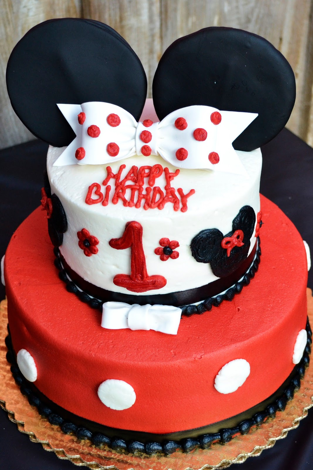 MG Events MG Events Minnie Mouse 1st Birthday