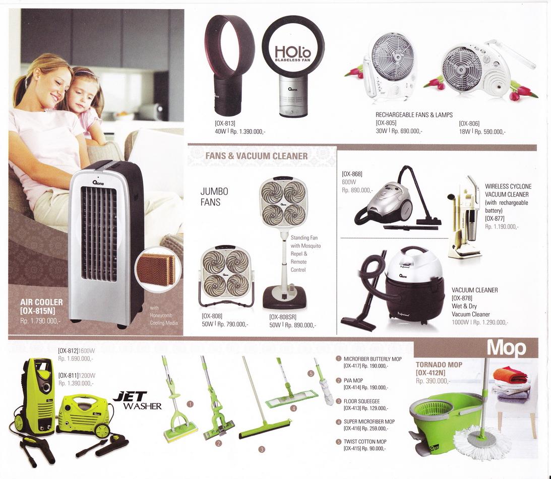 Katalog Oxone 2012 Ox 815n Air Cooler Hub 021 5147 2060 Atau Pin Bb 325 1237 E