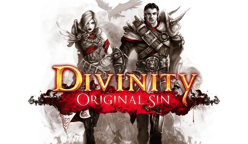 Divinity Original Sin Logo Title