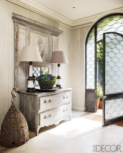 French Country Hallway Ideas Decor: Inspire Bohemia: Fantastic Foyers