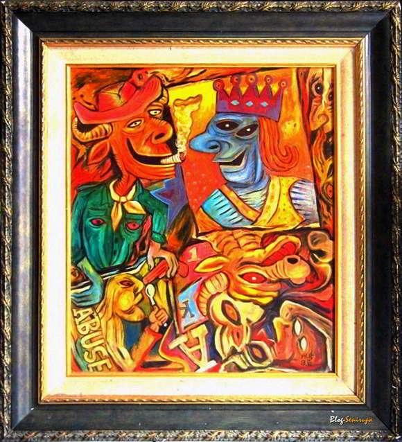 Karya Lukisan Alit Sembodo