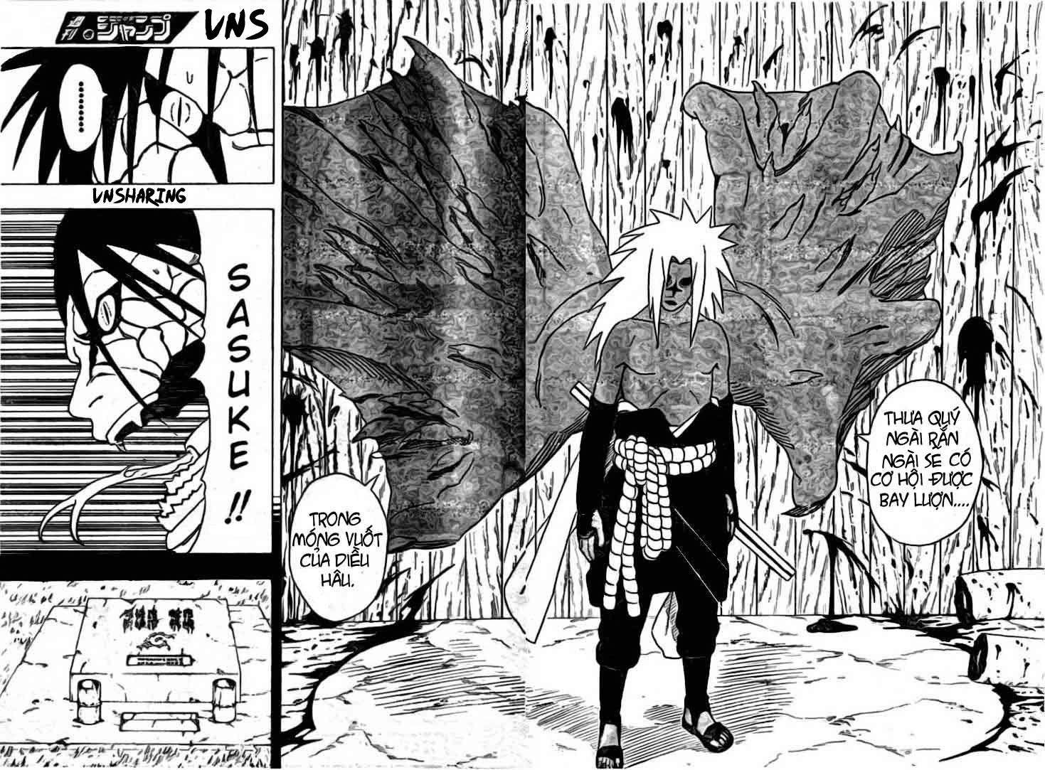 Naruto chap 344 Trang 15 - Mangak.info