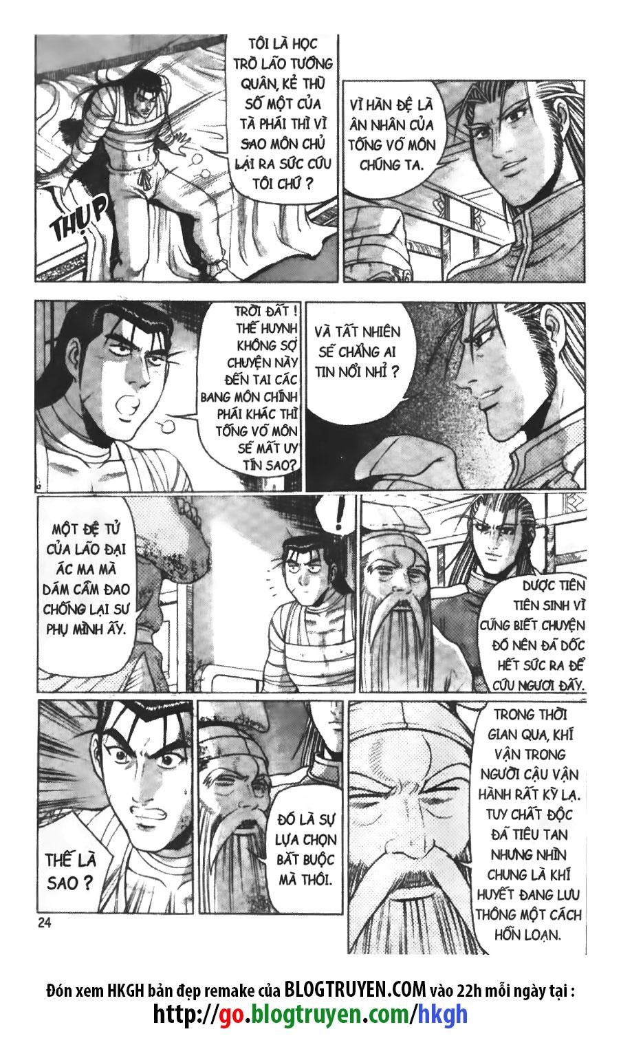 Hiệp Khách Giang Hồ chap 229 Trang 25 - Mangak.info