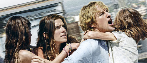 New No Escape Movie Trailer, TV Spots and Posters