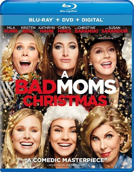 A Bad Mom's Christmas (La Navidad de las madres rebeldes/Malas madres 2) (2017) 720p y 1080p BDRip mkv AC3 5.1 ch subs español