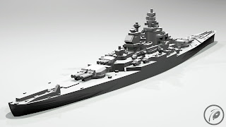 General Profile (Starboard-Stern)