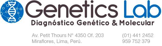 Genetics Lab - Laboratorio Genetico Molecular