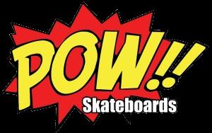 pow!!skateboards ©