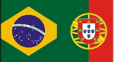 Emigrantes portugueses viajam para o Brasil sem data de regresso