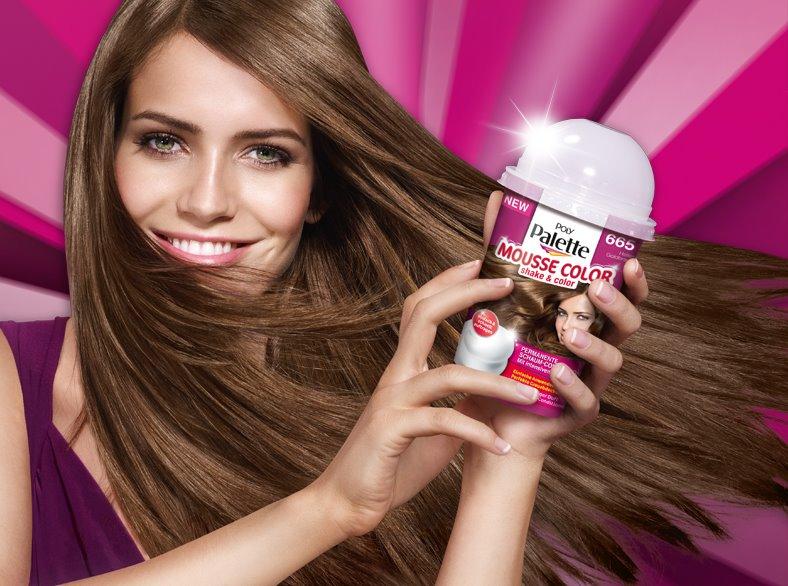 Haare braun farben preis