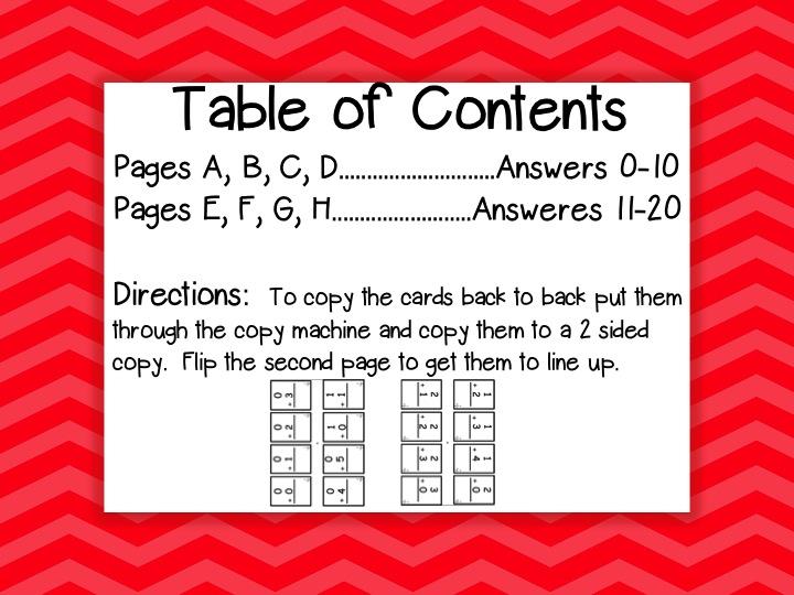 http://www.teacherspayteachers.com/Product/Flash-Cards-11-20-916536