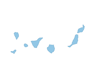 MAPA ISLAS CANARIAS