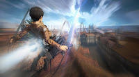 Attack on Titan koei tecmo