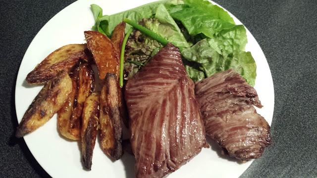 Sheffield Food Blog - Hanger Steak