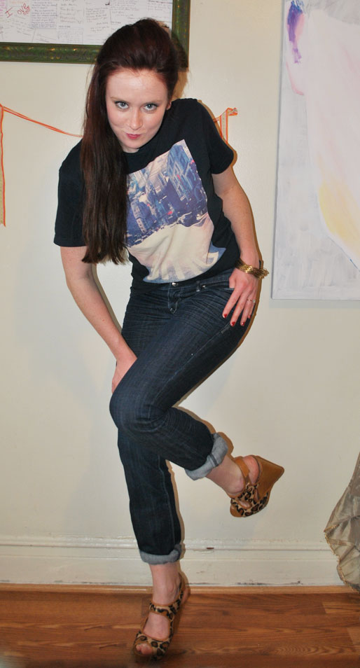one piece multiple ways, 3 new ways to wear your jeans, styling jeans,