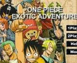 لعبة مغامرات ون بيس الغريبة One Piece Exotic Adventure