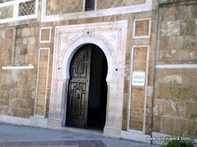 Palacio Dar el Bey, Medina Tunez