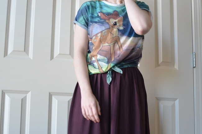 topshop maxi skirt burgundy purple