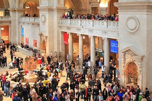 Museum Mile Festival em Nova York