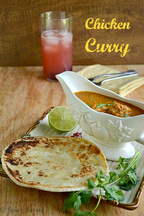 Spicy Treats: Chicken Curry Masala / Easy & Quick Chicken Curry