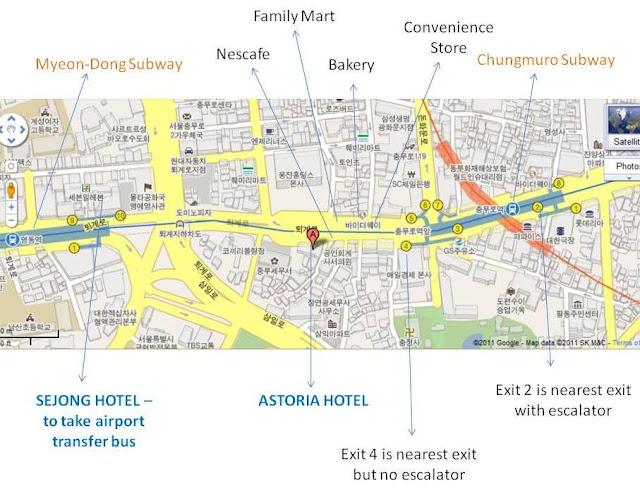 Chungmuro Residence Hotel Promotion