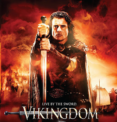 Poster Of Hollywood Film Vikingdom (2013) In 300MB Compressed Size PC Movie Free Download At World4ufree.Org