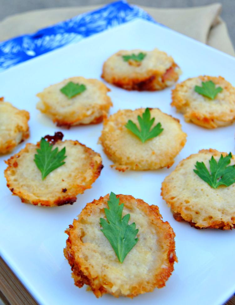 SteakNPotatoesKindaGurl: Muffin-Pan Potato Gratins