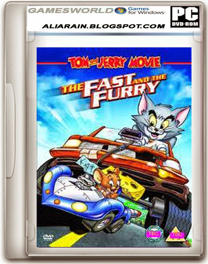 tom jerry food fight game pc