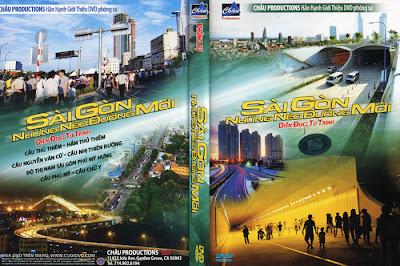 Phóng Sự Đặc Biệt: Sài Gòn Những Nẻo Đường Mới DVD ISO 2012