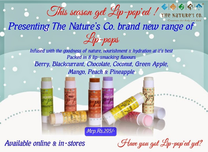 Pamper yourself with some new launches this winter by The Nature's Co image