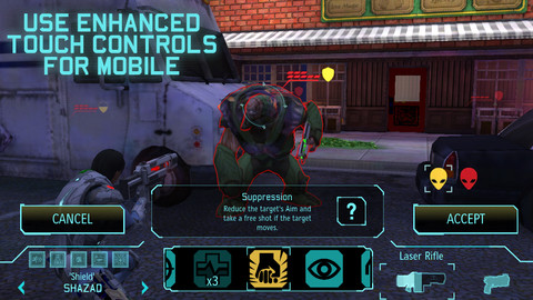 XCOM®: Enemy Unknown For iOS