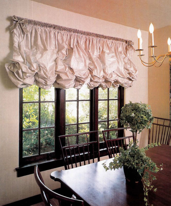 bowtie curtains ruffle tie waterfall princess white up shabby tiered chic balloon curtain shade