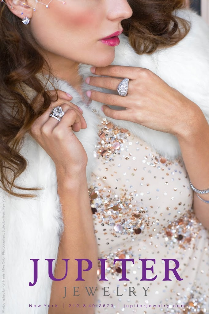jupiter jewelry campaign merci new york jacqueline weppner grace ormonde wedding style advertisement