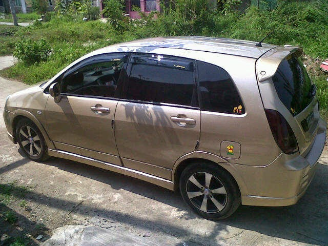Modifikasi Suzuki Aerio DX