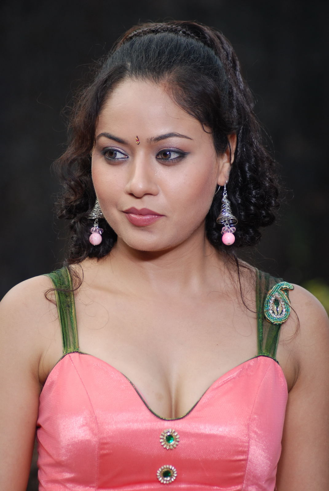 Anu Apoorva Spicy Boobs