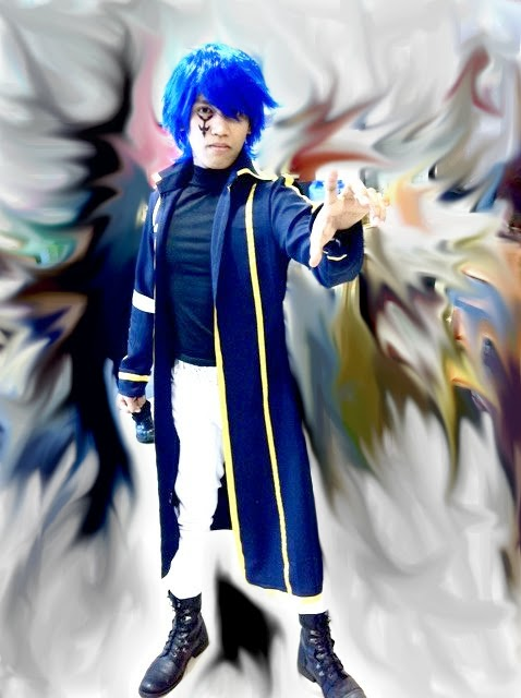Hiro-Iro: {COSPLAY} Fairy Tail: Jellal Fernandes